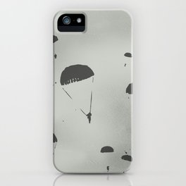 The Paratroopers iPhone Case