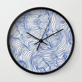 Reality Inbetween Wall Clock