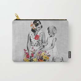 Plantae Wash Out Carry-All Pouch