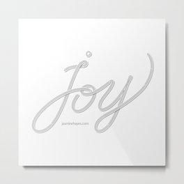 Joy – Ghost Metal Print