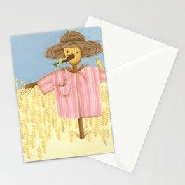 Espantapájaros Stationery Cards