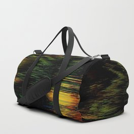 Glitch Pattern 01 Duffle Bag