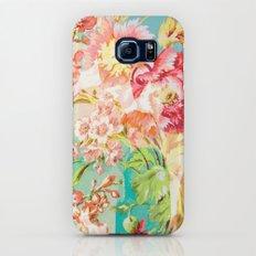 hide and seek floral Galaxy S7 Slim Case