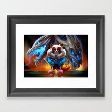MegaNOvania Framed Art Print