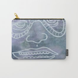 Floral No.3 Carry-All Pouch