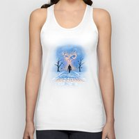 mad max Tank Tops featuring Mad Max: Fury Road by Alyn Spiller