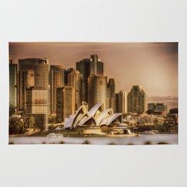 Sydney Cityscape Rug