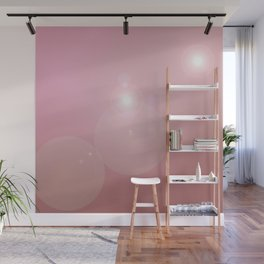 Pinkish Pastel Wall Mural