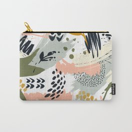 Abstract strokes still life Carry-All Pouch