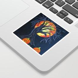 Halloween -9 Sticker