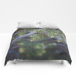 Summer in Big Bear Comforters