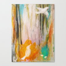 Nest Canvas Print