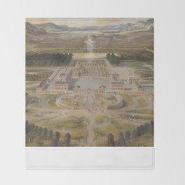 Versailles Throw Blanket