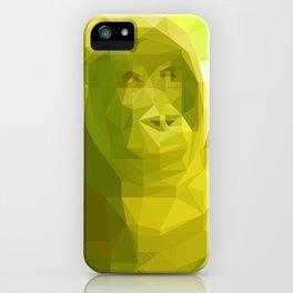 "Fragments ""Gorilla"" iPhone Case"