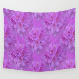 Rhododendron Bouquet 3 Wall Tapestry