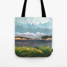 Wells Fleet Cape Cod Tote Bag