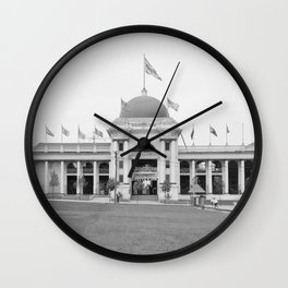 Wonderland, Kennywood Park Wall Clock