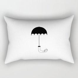 imagination_umbrella Rectangular Pillow
