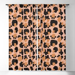 Wild Child Blackout Curtain