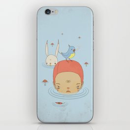 COME BACK HOME iPhone Skin