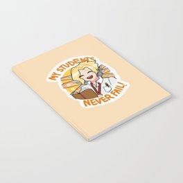 School themed Mercy Notebook