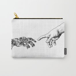 The Creation of Outer Space Carry-All Pouch