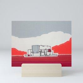 Torness Power Station - We've Got The Power Mini Art Print