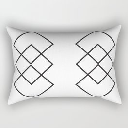 Tribe Vibe Rectangular Pillow