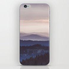 Dream On iPhone Skin