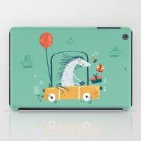 happy birthday iPad Cases featuring Happy birthday! by Villie Karabatzia