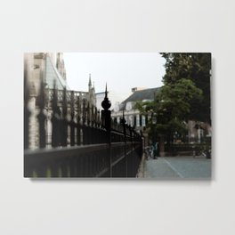 Den Bosch, Holland | Every day life Photography | Landscape street photography Metal Print