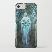 bible verses iPhone & iPod Cases featuring The Dying Verses 2 by Helheimen Design
