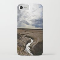 iceland iPhone & iPod Cases featuring iceland by katie moon