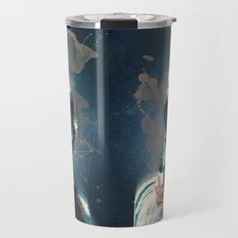 Dirty Harry vintage art Travel Mug