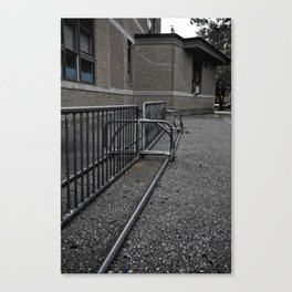 Old School Yard #7 Canvas Print