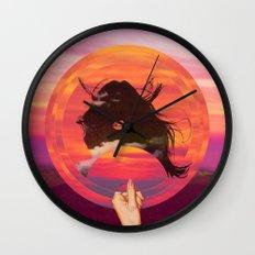 Set My Sun Wall Clock