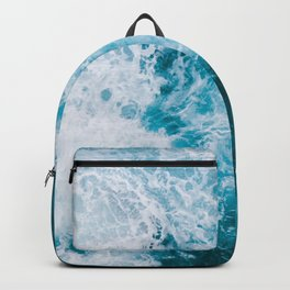 Sea Wave Backpack