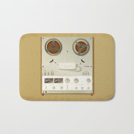 REEL TO REEL Bath Mat