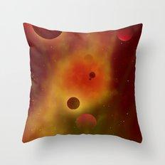 BLOOD KLOTZ 056 Throw Pillow