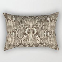 Snakeskin Rectangular Pillow