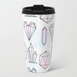 Crystal and Gemstones Vol 1 Travel Mug