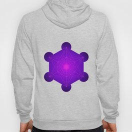 Metatron | Cube | Secret Geometry | Platonic | Matrix | Protects children Hoody