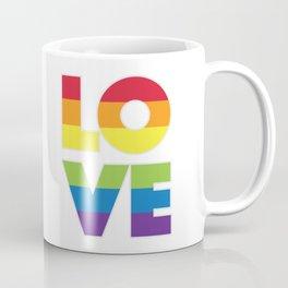 Equality LOVE Coffee Mug