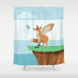 Enfield Shower Curtain