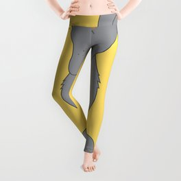 Oscar (Dog Characture) Leggings