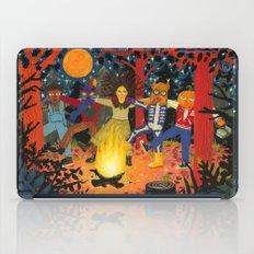 The Spirits of Autumn iPad Case
