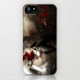 +phantoms in the echos+ (2012 edition) iPhone Case