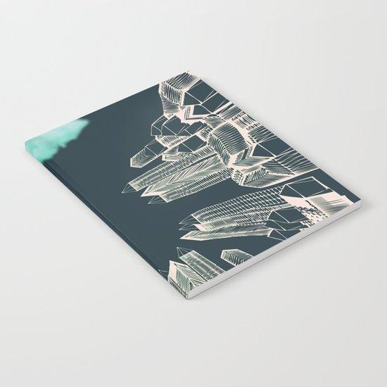 Dark Area / 30-08-16 Notebook