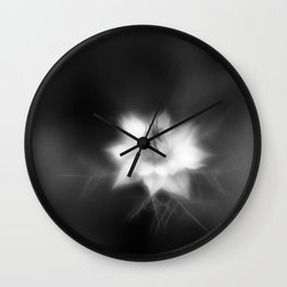 Botanica Obscura #6 Wall Clock