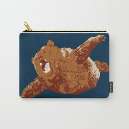 flaying bear Carry-All Pouch